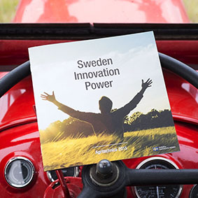 Sweden Innovatin Power
